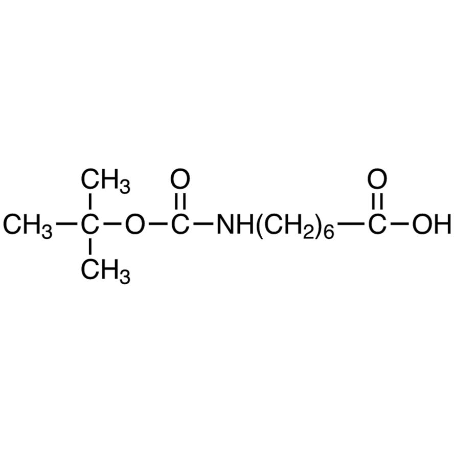 N-(tert-Butoxycarbonyl)-7-aminoheptanoic Acid