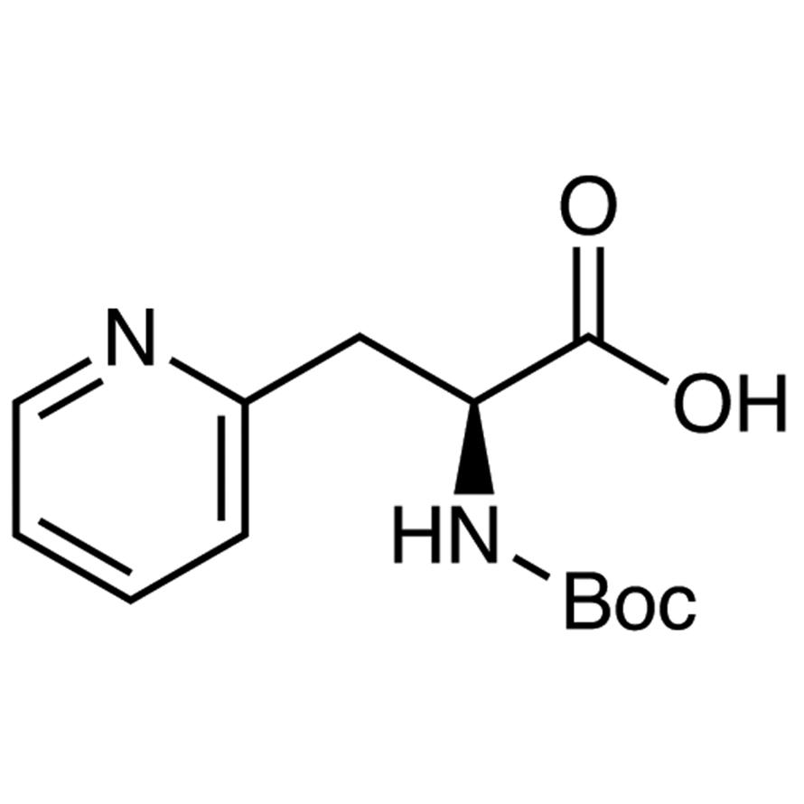 N-(tert-Butoxycarbonyl)-3-(2-pyridyl)-L-alanine