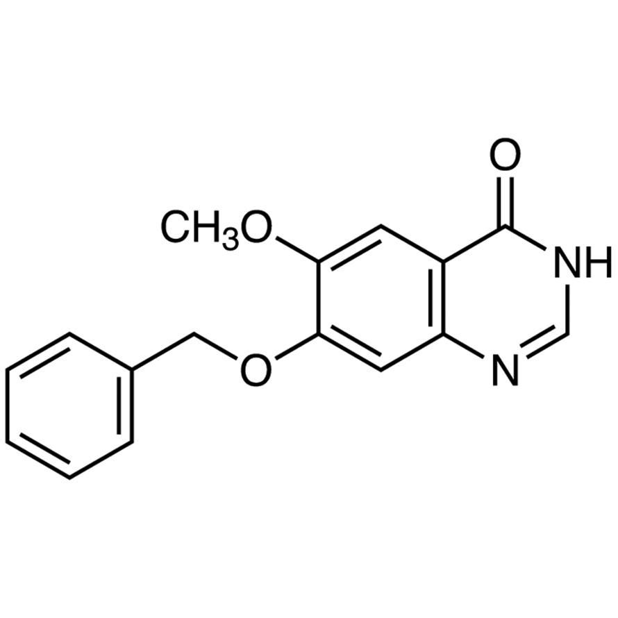7-Benzyloxy-6-methoxy-3H-quinazolin-4-one