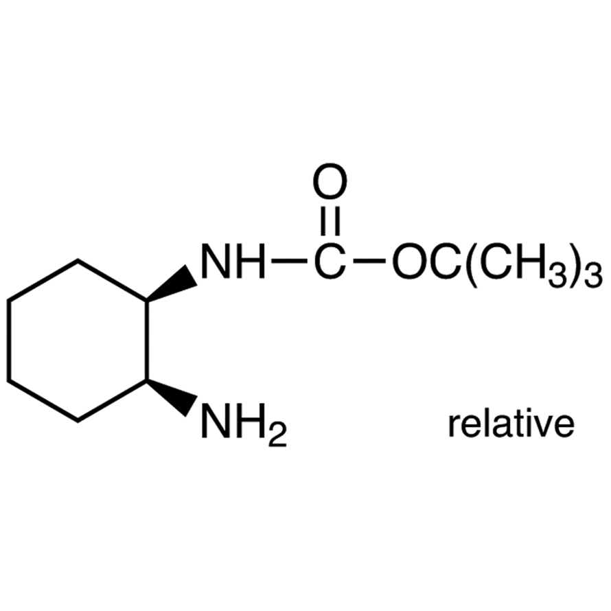 cis-N1-(tert-Butoxycarbonyl)-1,2-cyclohexanediamine