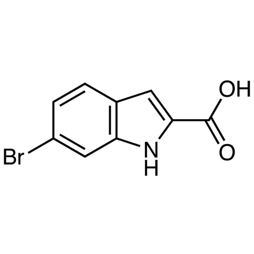 6-Bromoindole-2-carboxylic Acid