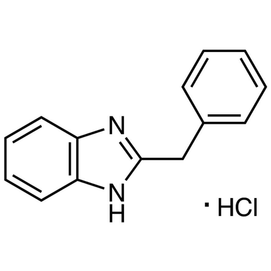 2-Benzylbenzimidazole Hydrochloride
