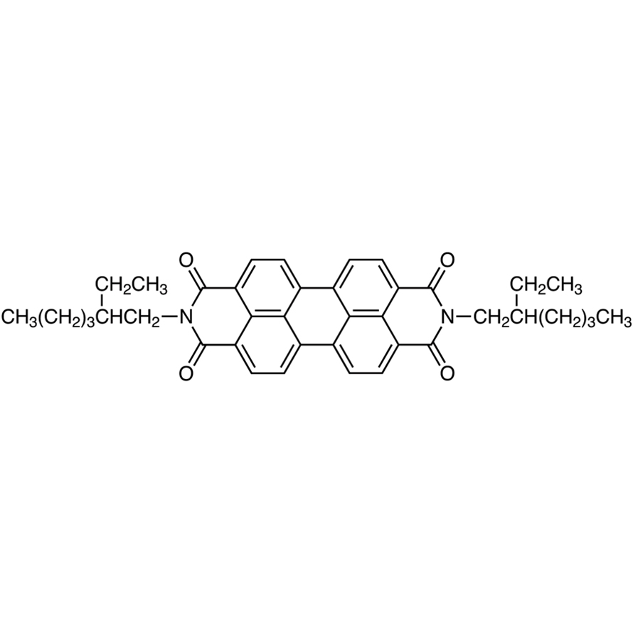 N,N'-Bis(2-ethylhexyl)-3,4,9,10-perylenetetracarboxylic Diimide