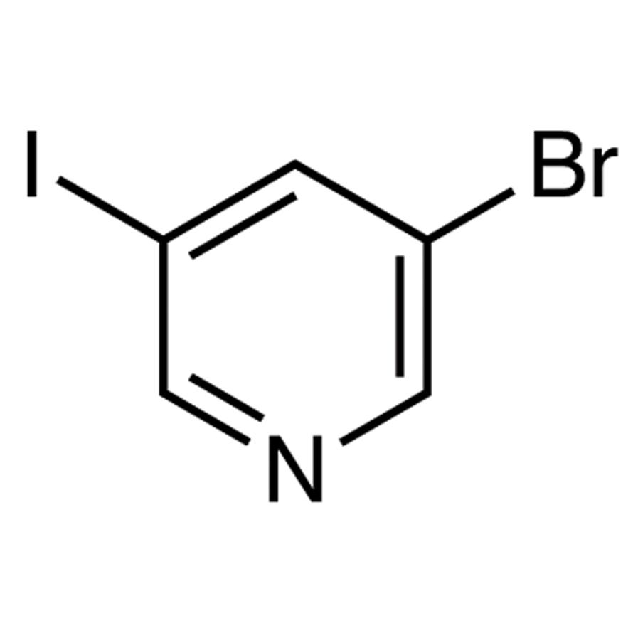 3-Bromo-5-iodopyridine