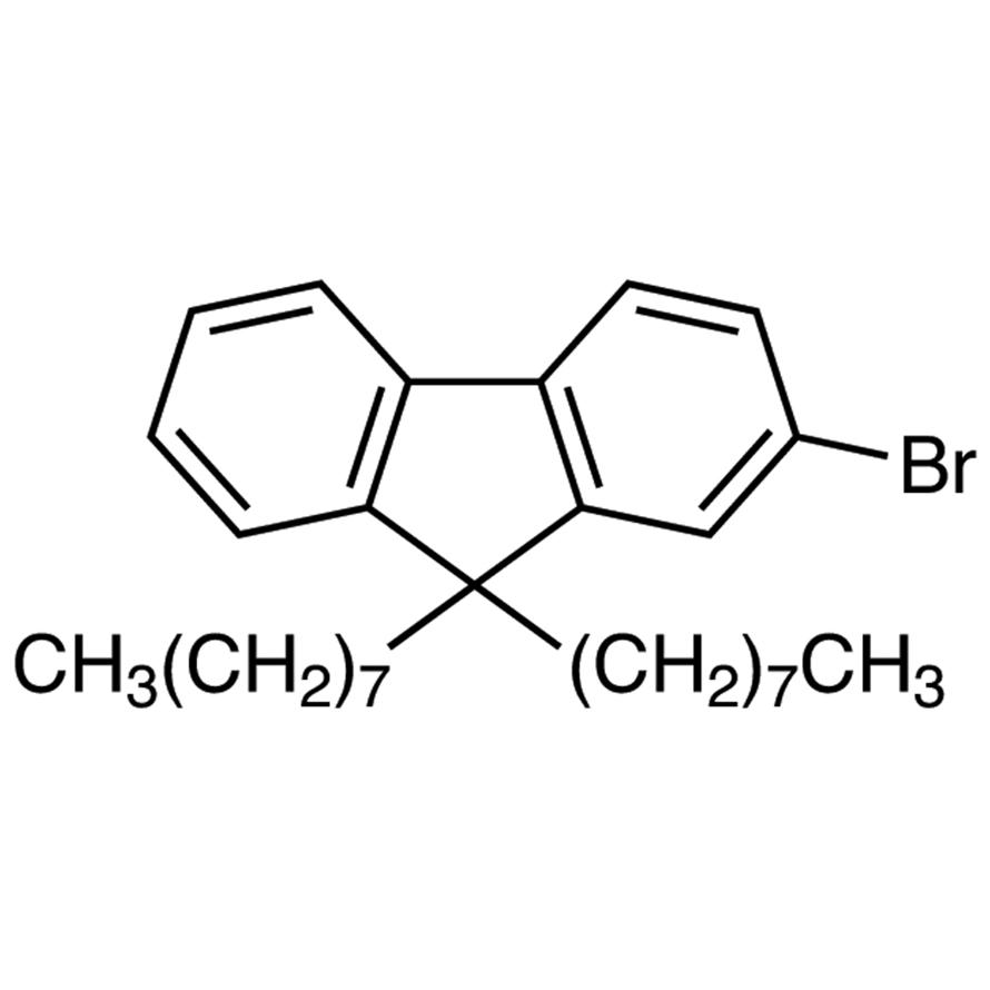 2-Bromo-9,9-di-n-octylfluorene