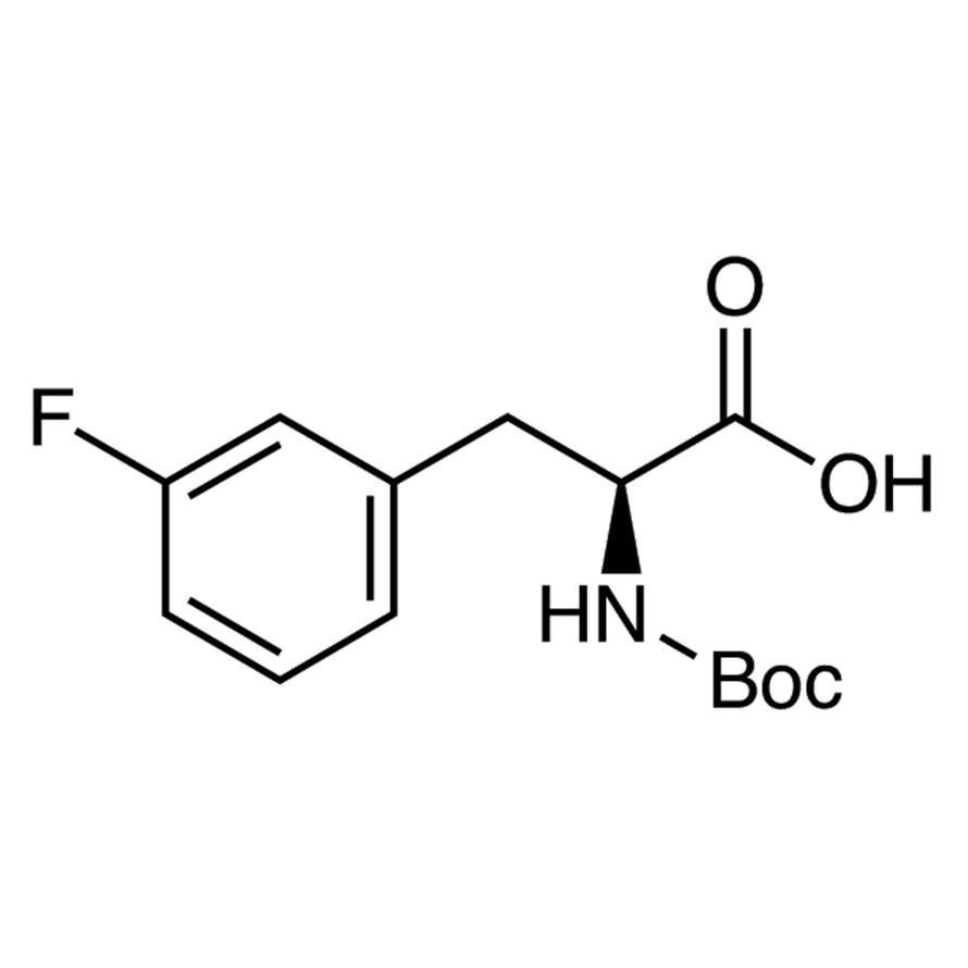 N-(tert-Butoxycarbonyl)-3-fluoro-L-phenylalanine