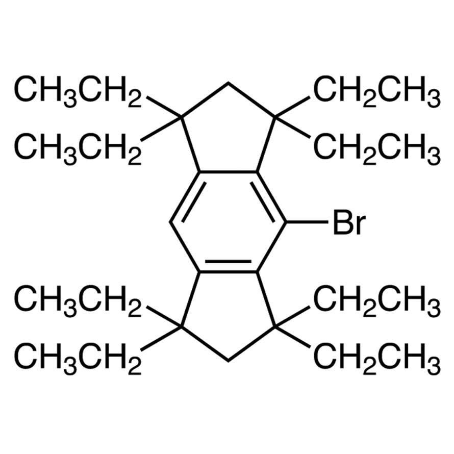4-Bromo-1,1,3,3,5,5,7,7-octaethyl-1,2,3,5,6,7-hexahydro-s-indacene