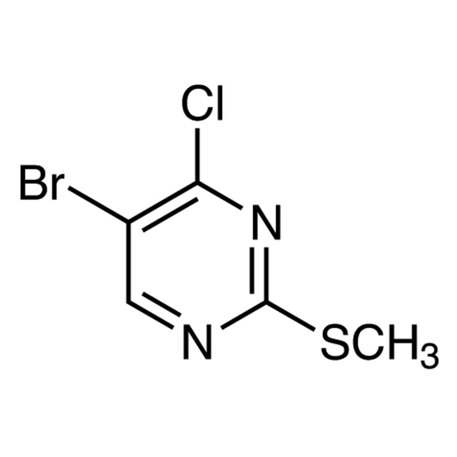 5-Bromo-4-chloro-2-(methylthio)pyrimidine