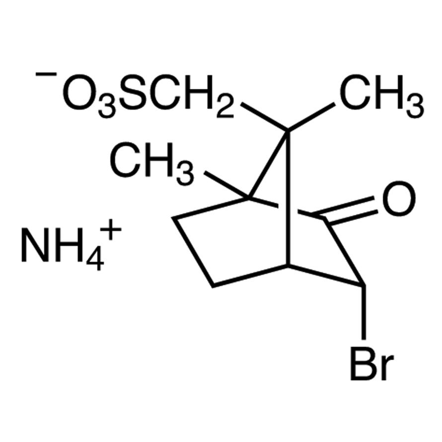 (-)-3-Bromocamphor-8-sulfonic Acid Ammonium Salt