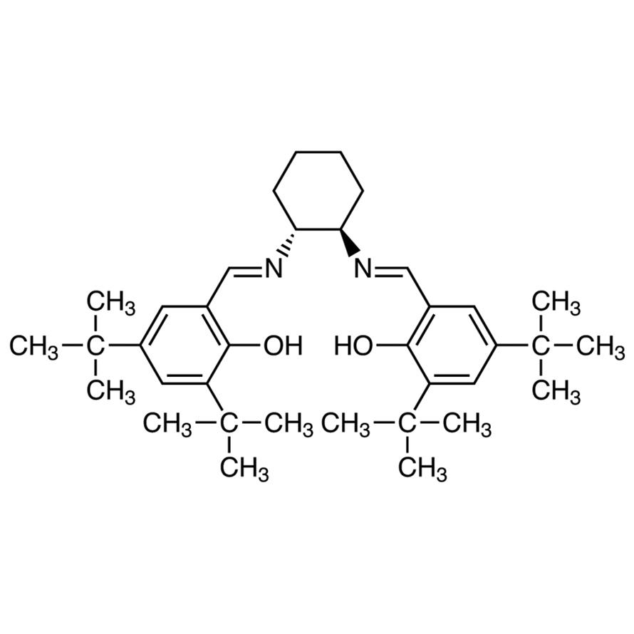 (R,R)-(-)-N,N'-Bis(3,5-di-tert-butylsalicylidene)-1,2-cyclohexanediamine