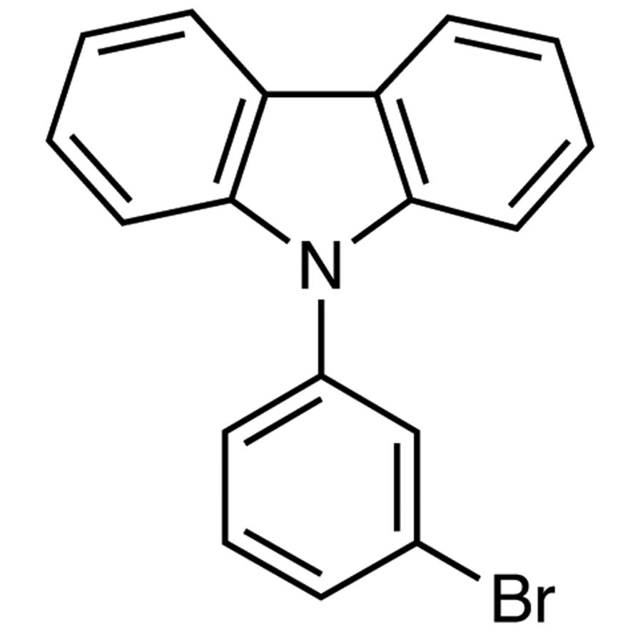 9-(3-Bromophenyl)carbazole