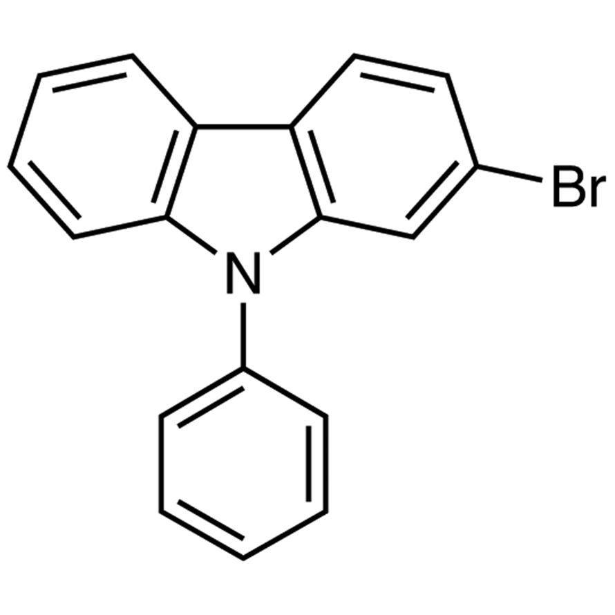 2-Bromo-9-phenylcarbazole