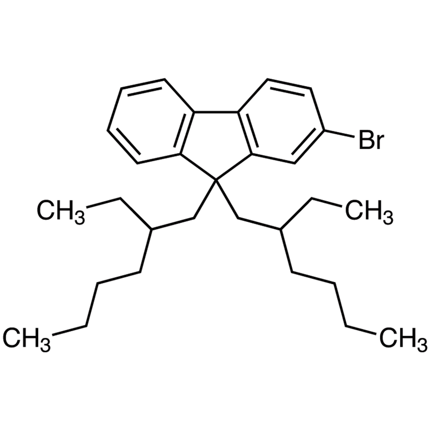2-Bromo-9,9-bis(2-ethylhexyl)fluorene