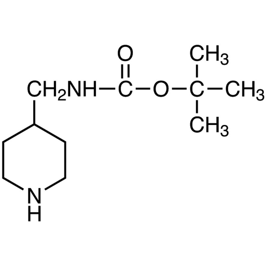 4-(tert-Butoxycarbonylaminomethyl)piperidine