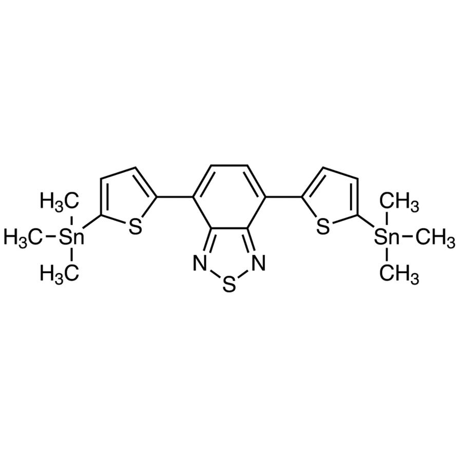 4,7-Bis(5-trimethylstannyl-2-thienyl)-2,1,3-benzothiadiazole