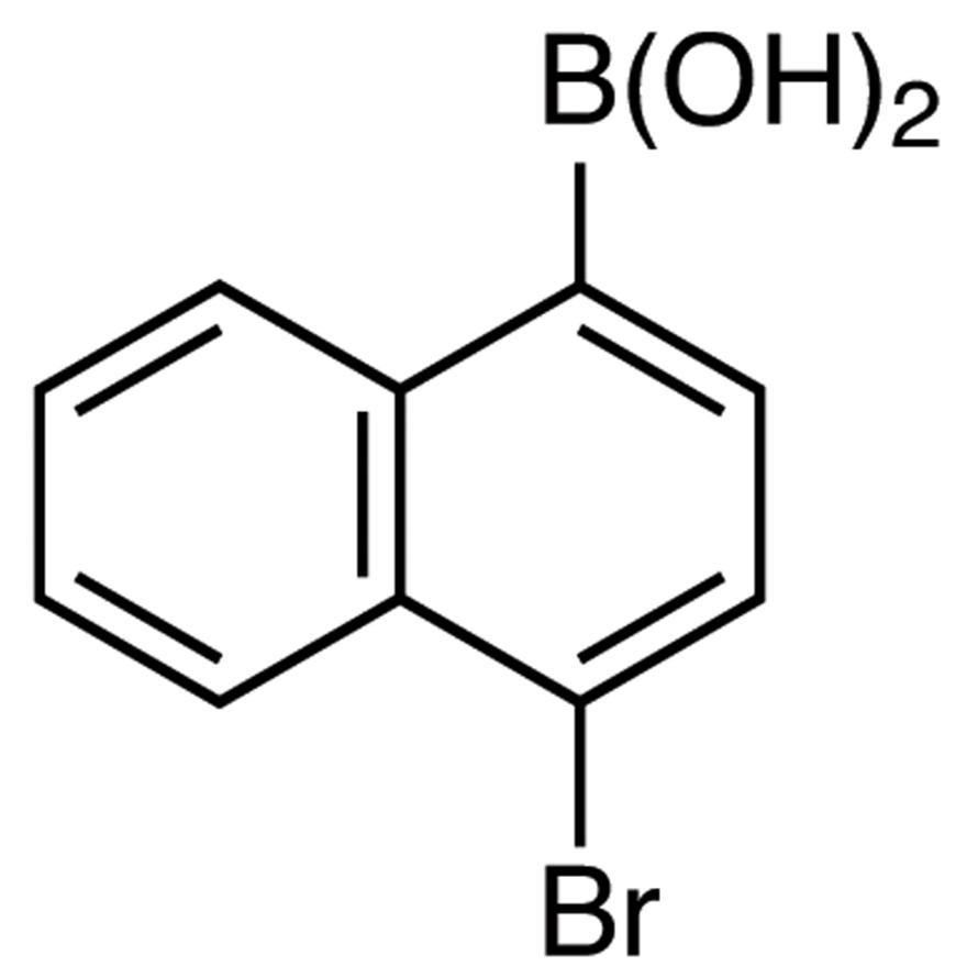4-Bromo-1-naphthaleneboronic Acid (contains varying amounts of Anhydride)