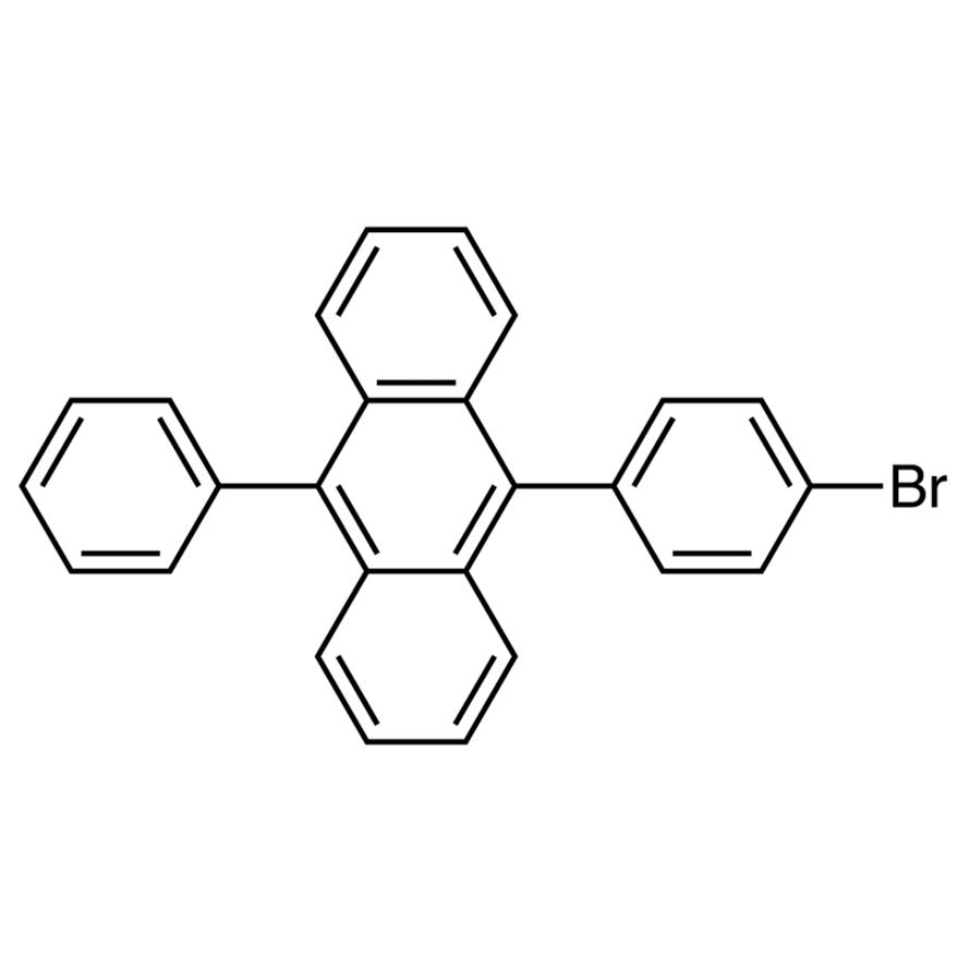 9-(4-Bromophenyl)-10-phenylanthracene