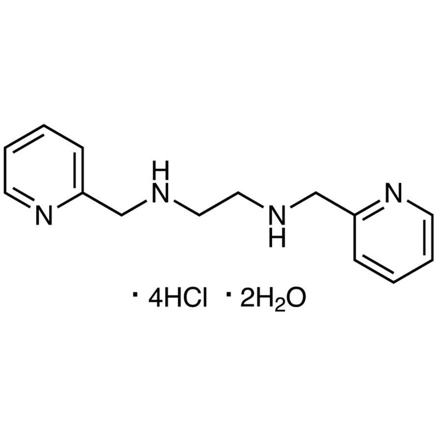 N,N'-Bis(2-pyridylmethyl)-1,2-ethylenediamine Tetrahydrochloride Dihydrate