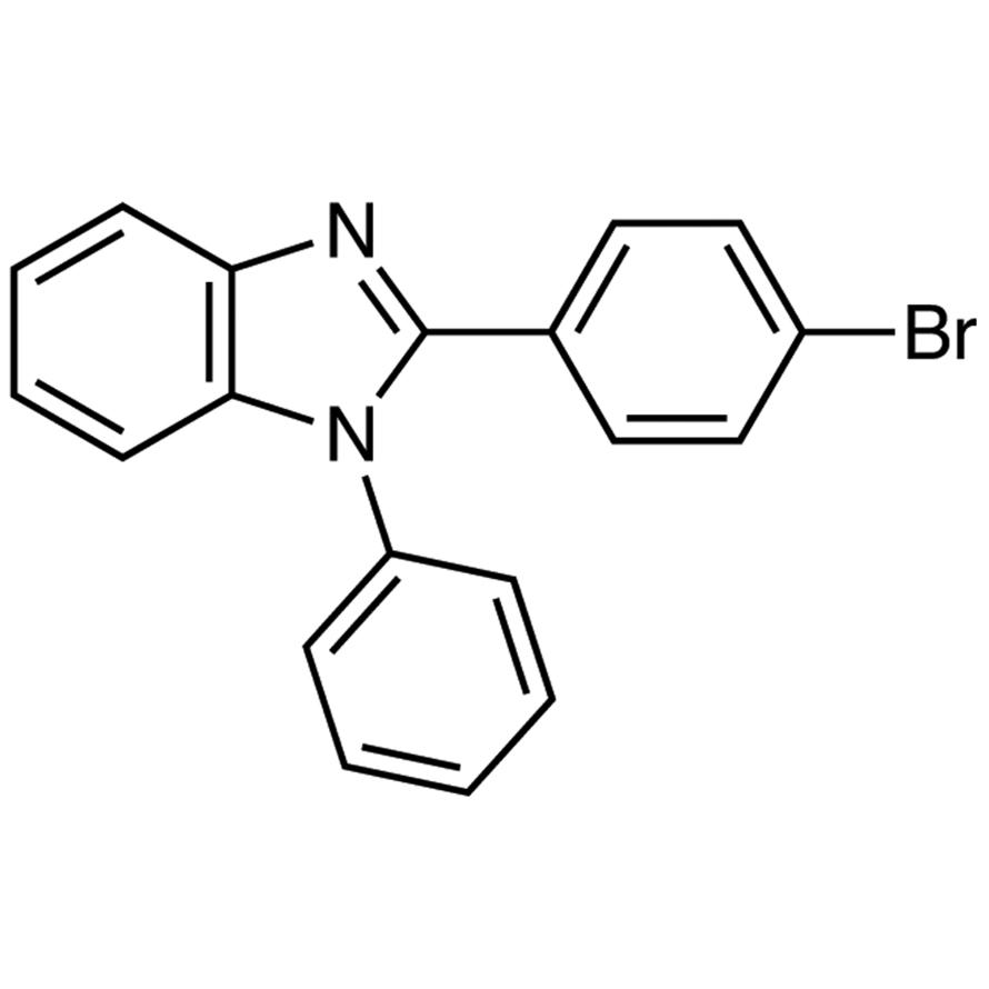 2-(4-Bromophenyl)-1-phenylbenzimidazole