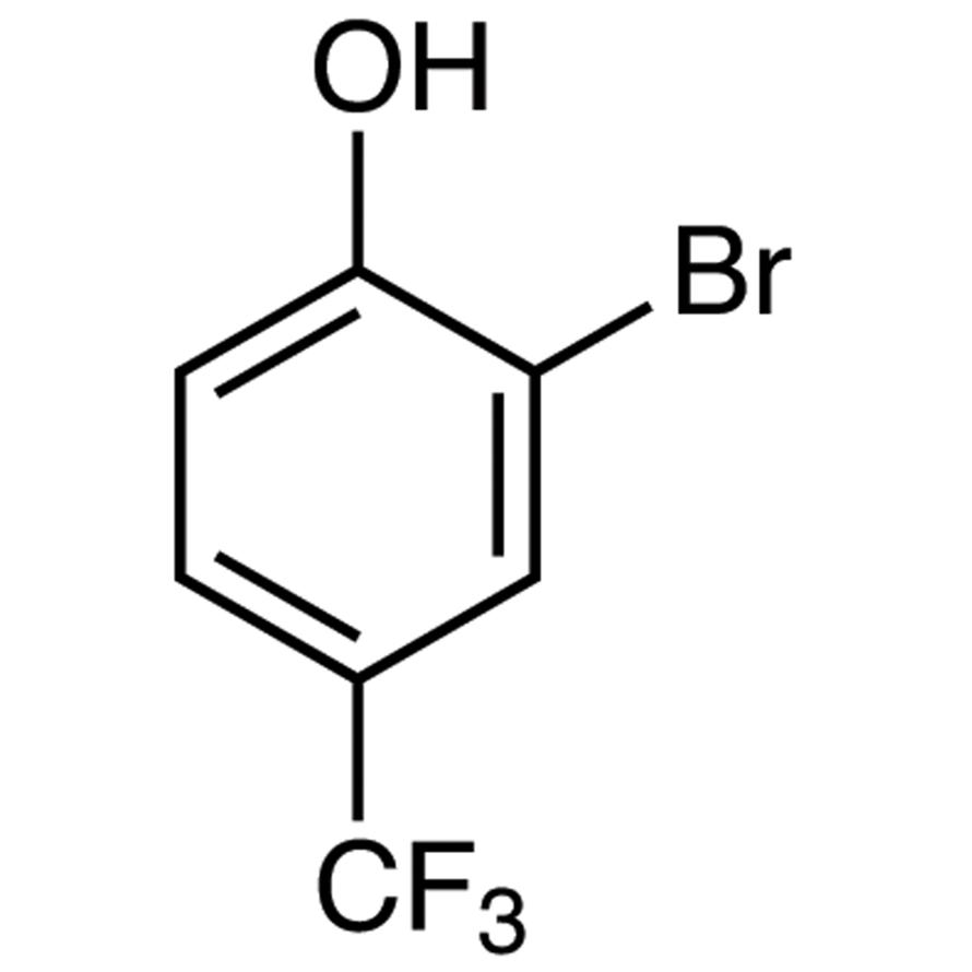 2-Bromo-4-(trifluoromethyl)phenol