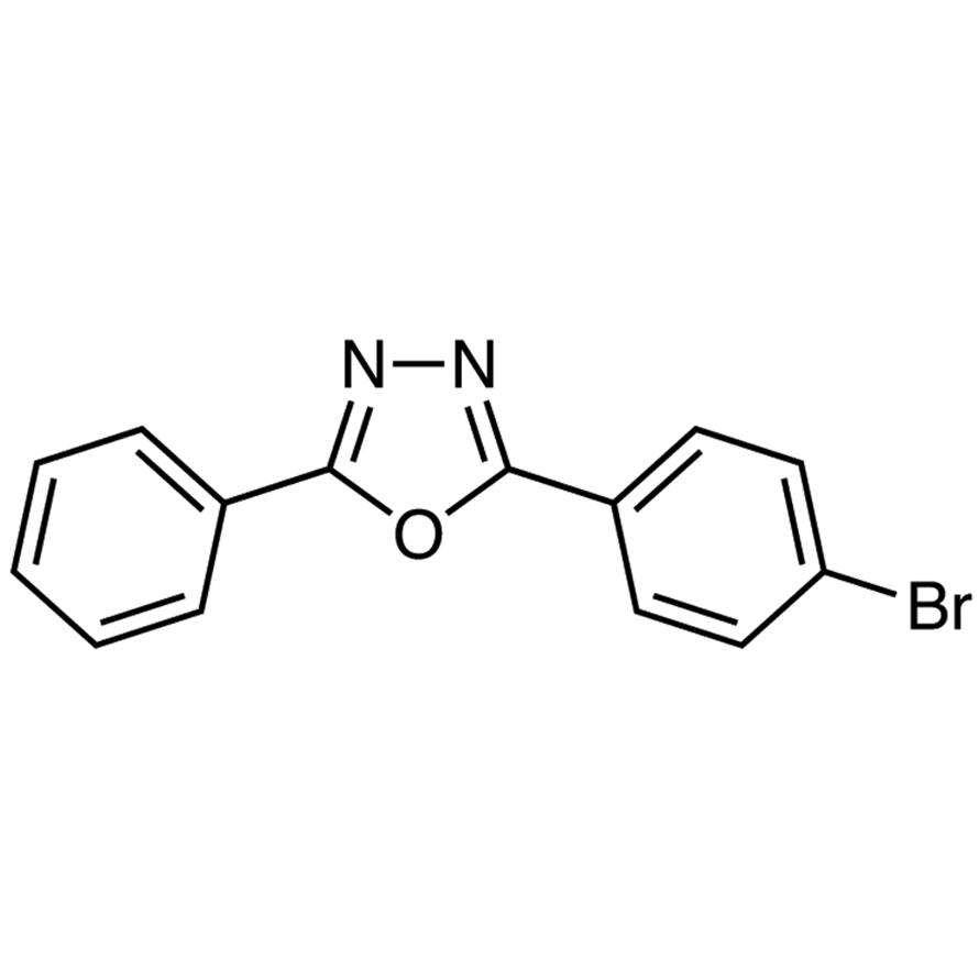 2-(4-Bromophenyl)-5-phenyl-1,3,4-oxadiazole