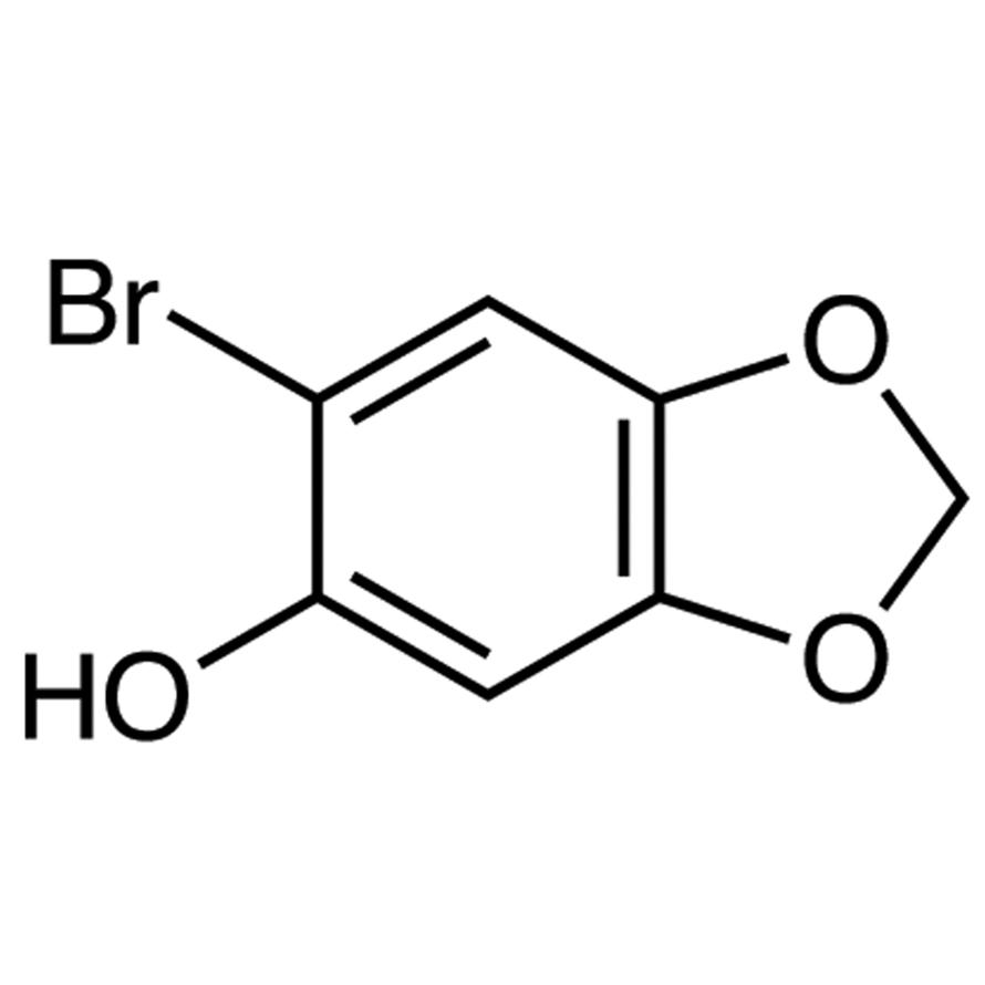 5-Bromo-6-hydroxy-1,3-benzodioxole