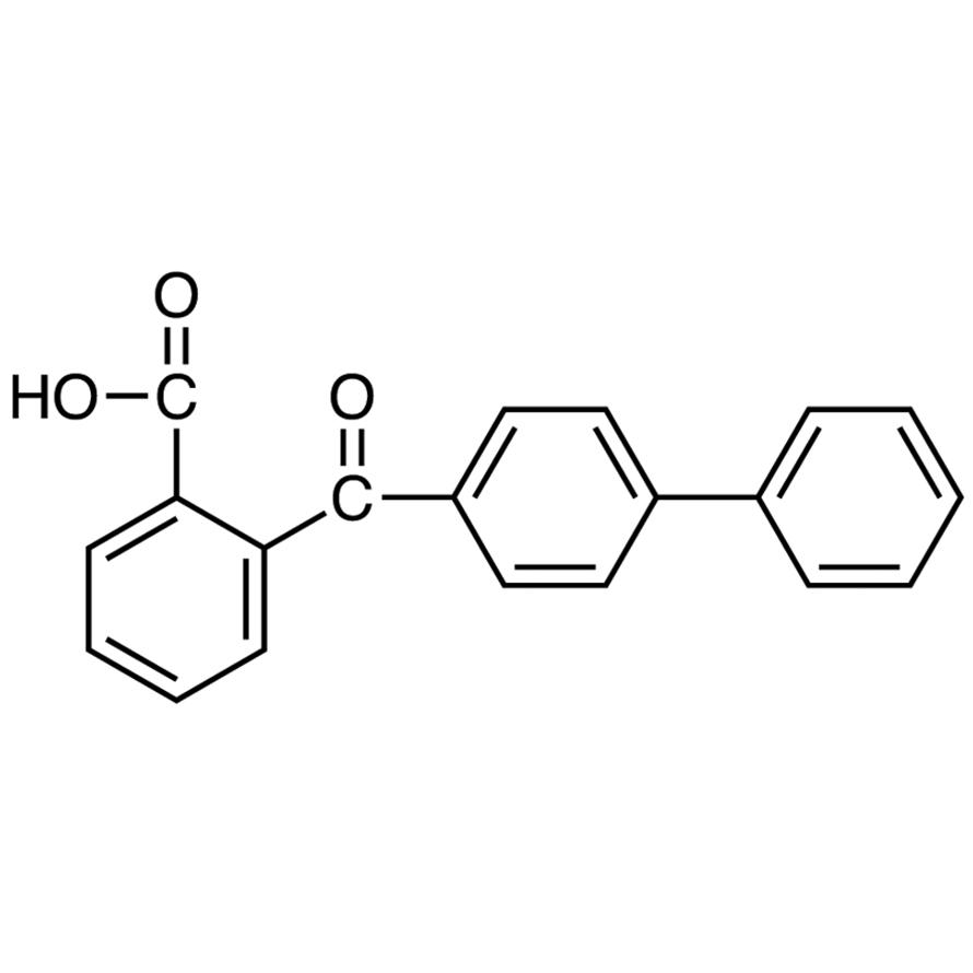 2-(4-Biphenylylcarbonyl)benzoic Acid