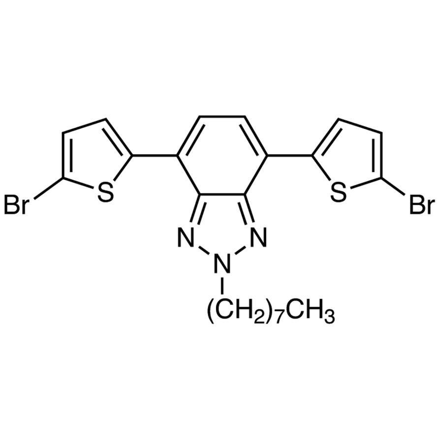 4,7-Bis(5-bromo-2-thienyl)-2-n-octyl-2H-benzotriazole