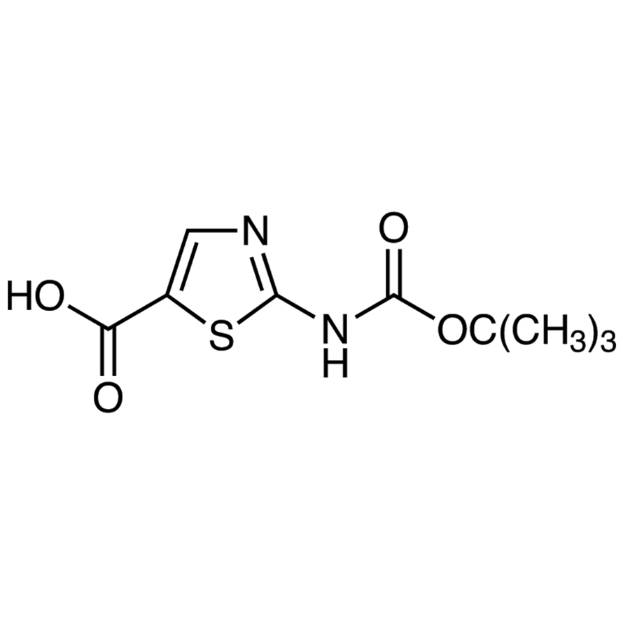 2-(tert-Butoxycarbonylamino)thiazole-5-carboxylic Acid