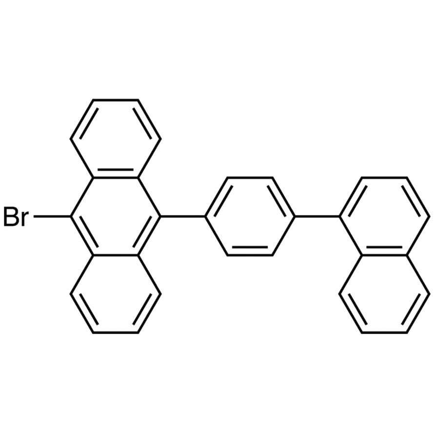 9-Bromo-10-[4-(1-naphthyl)phenyl]anthracene