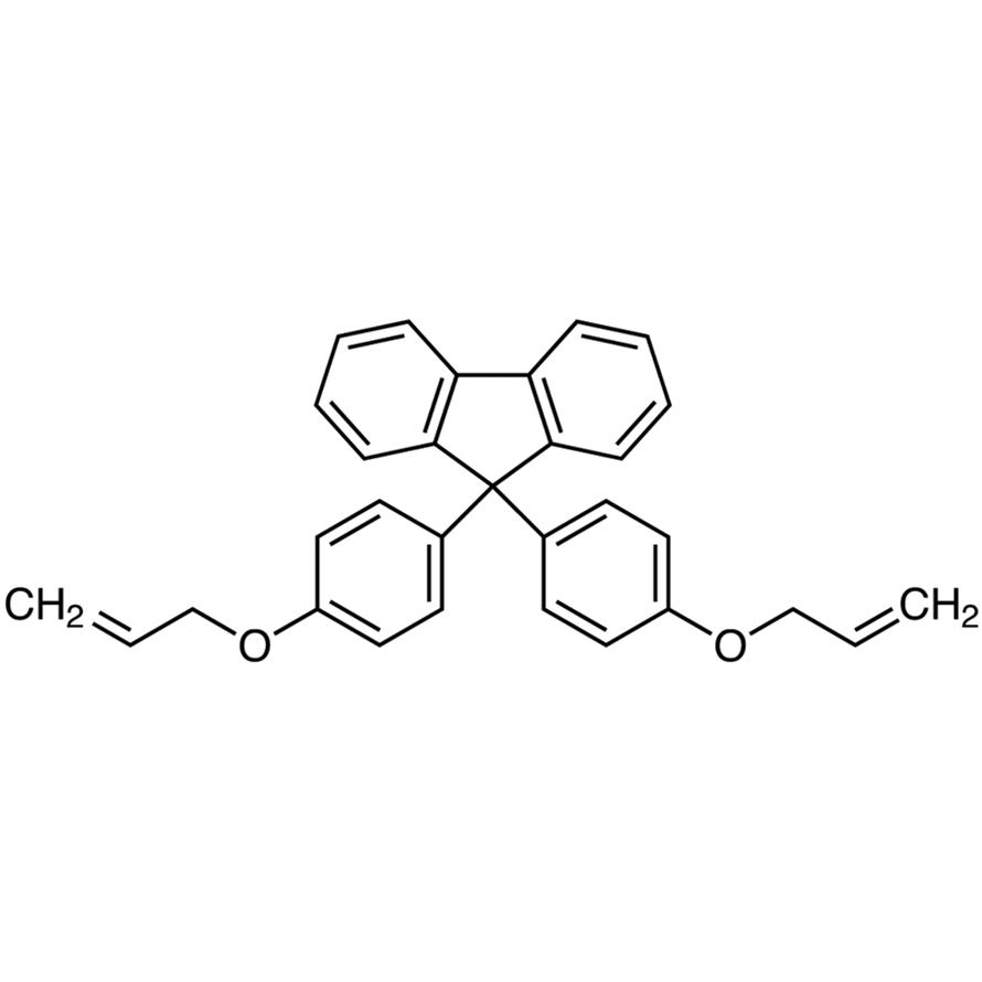 9,9-Bis(4-allyloxyphenyl)fluorene