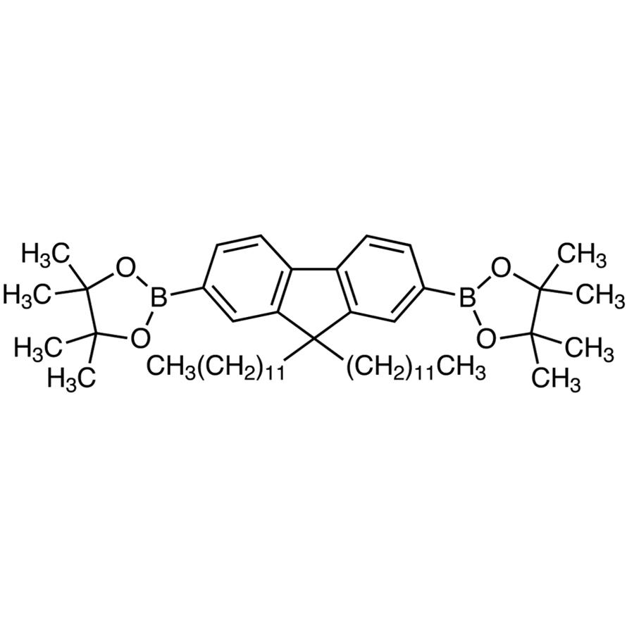 2,7-Bis(4,4,5,5-tetramethyl-1,3,2-dioxaborolan-2-yl)-9,9-didodecylfluorene