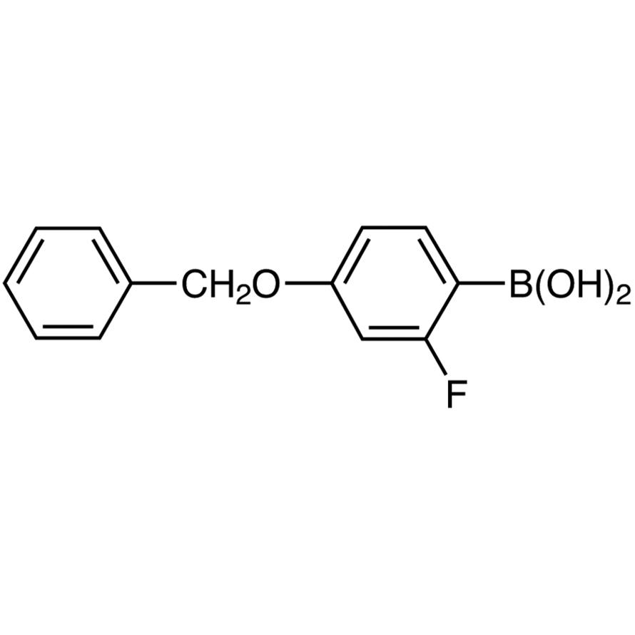 4-Benzyloxy-2-fluorophenylboronic Acid (contains varying amounts of Anhydride)
