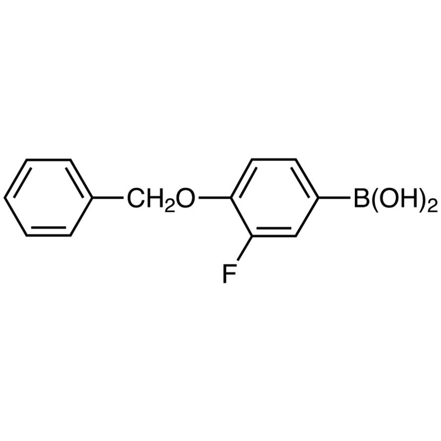 4-Benzyloxy-3-fluorophenylboronic Acid (contains varying amounts of Anhydride)