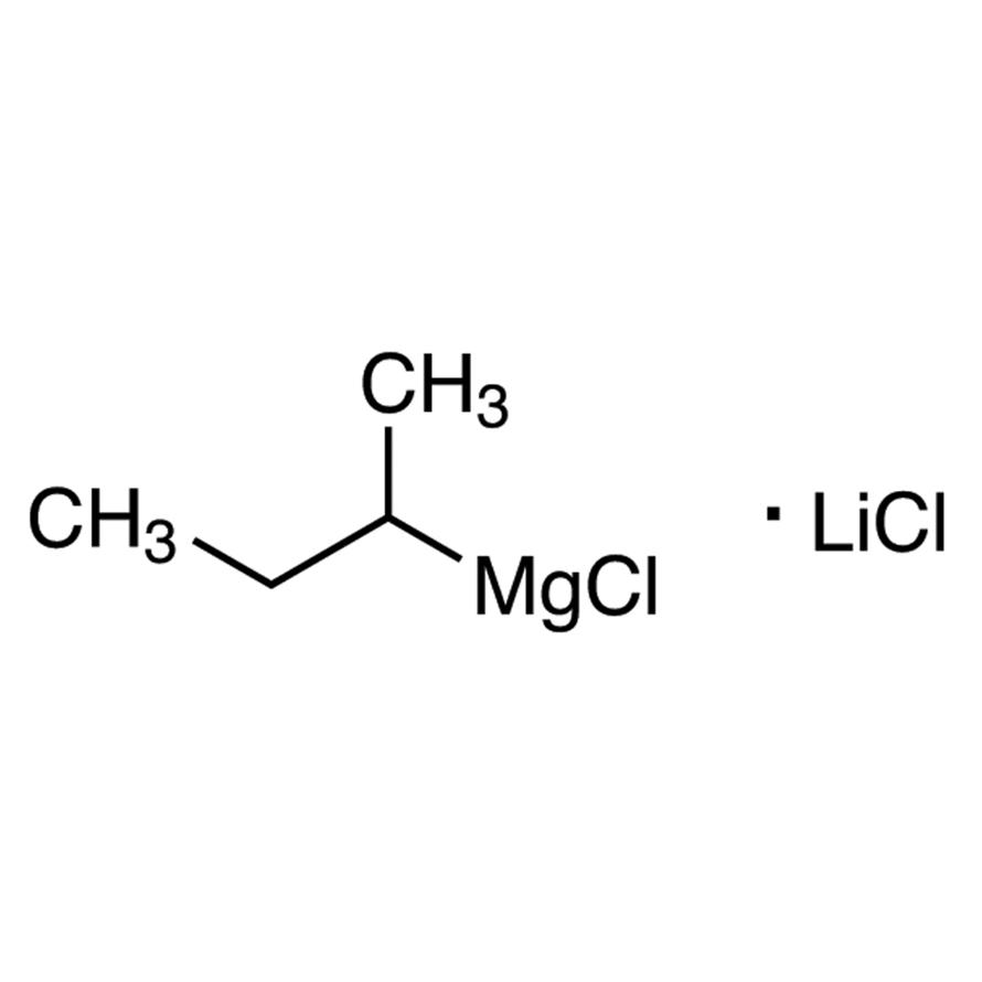 sec-Butylmagnesium Chloride - Lithium Chloride (15% in Tetrahydrofuran, ca. 1.2mol/L)