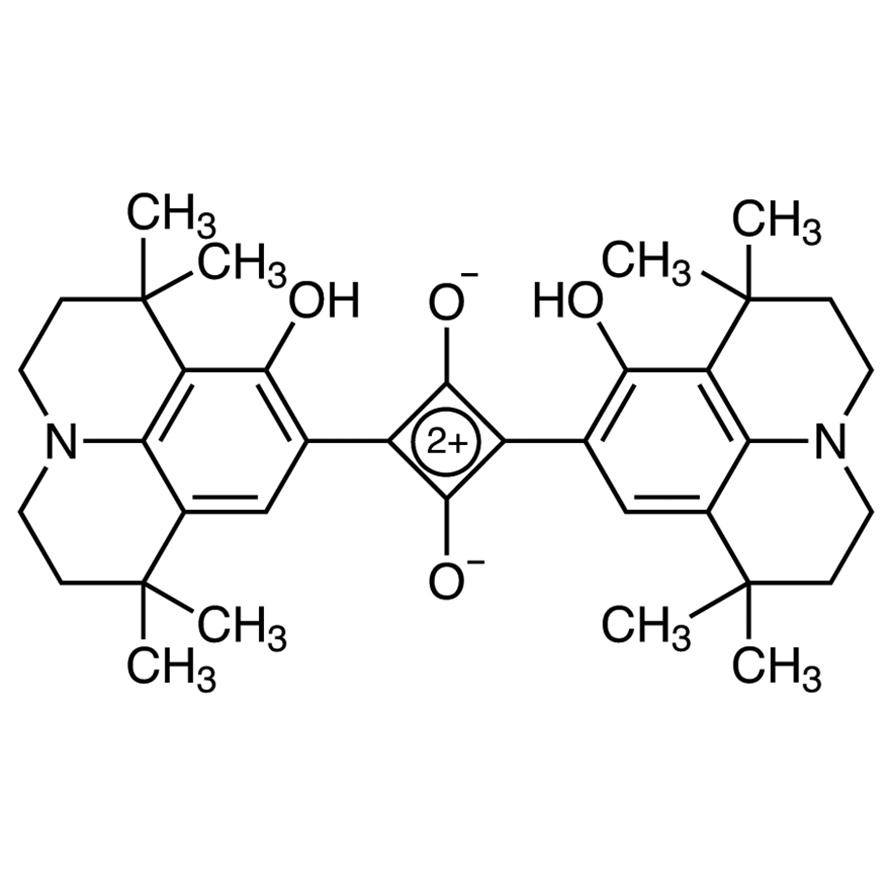 2,4-Bis[8-hydroxy-1,1,7,7-tetramethyljulolidin-9-yl]squaraine