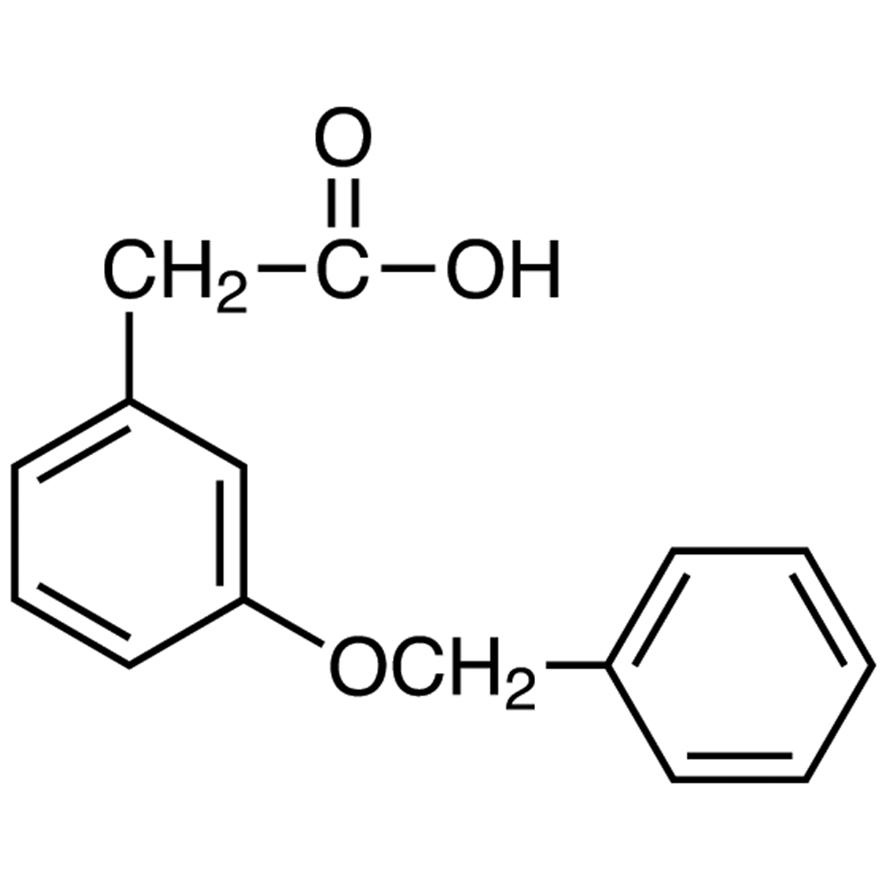 3-Benzyloxyphenylacetic Acid