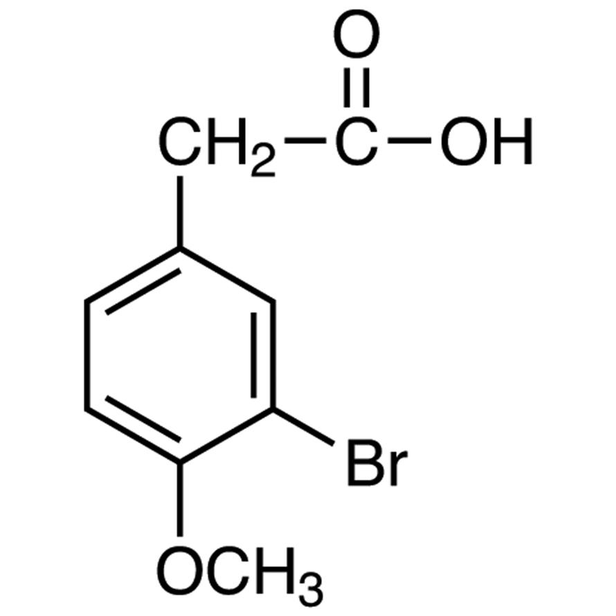 3-Bromo-4-methoxyphenylacetic Acid