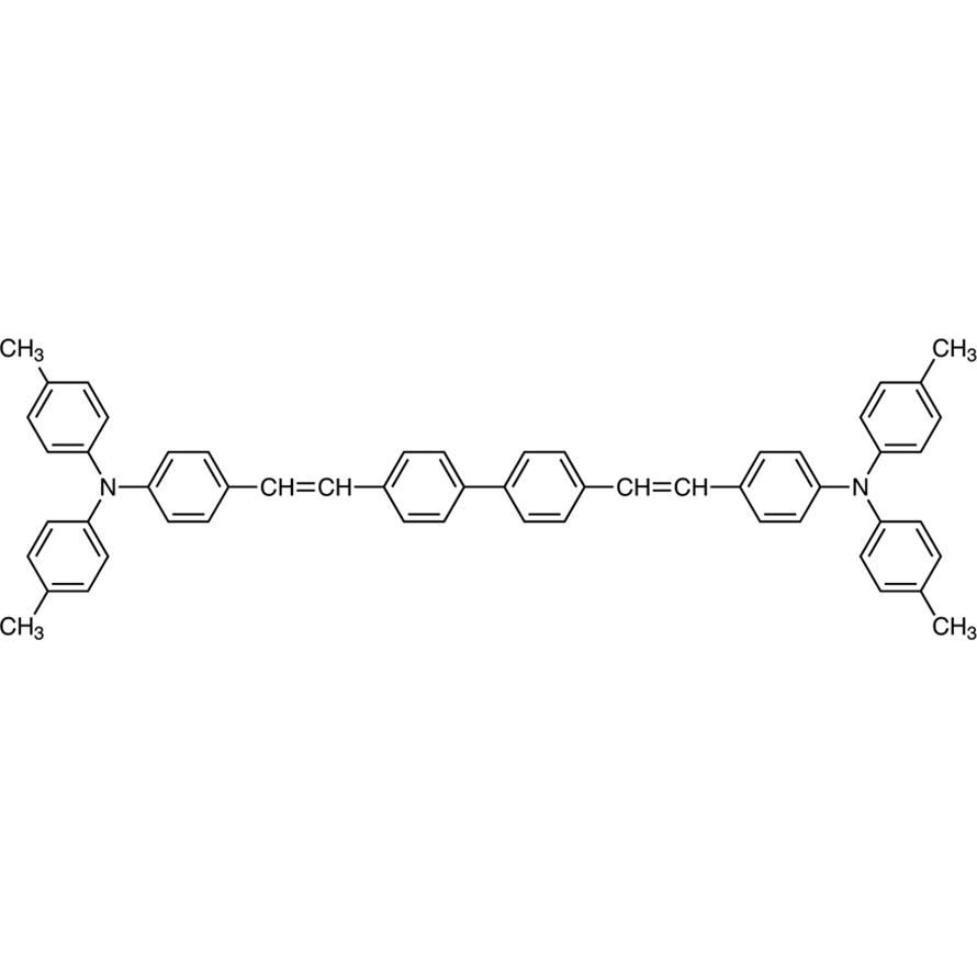 4,4'-Bis[4-(di-p-tolylamino)styryl]biphenyl