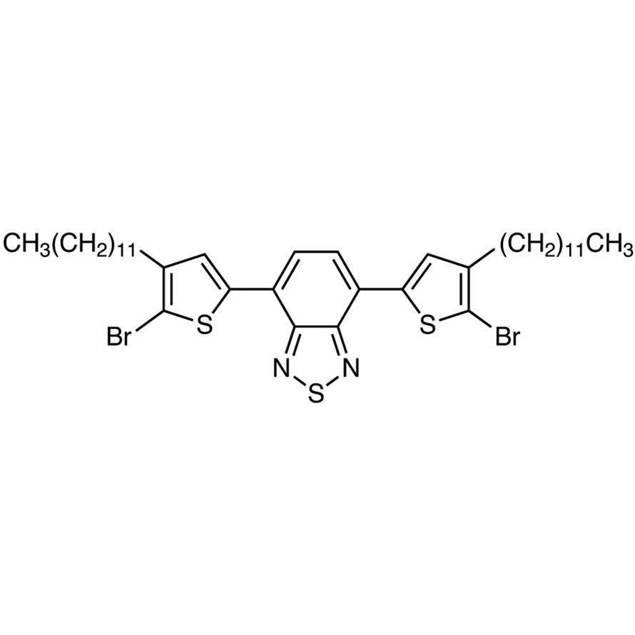 4,7-Bis(5-bromo-4-dodecyl-2-thienyl)-2,1,3-benzothiadiazole