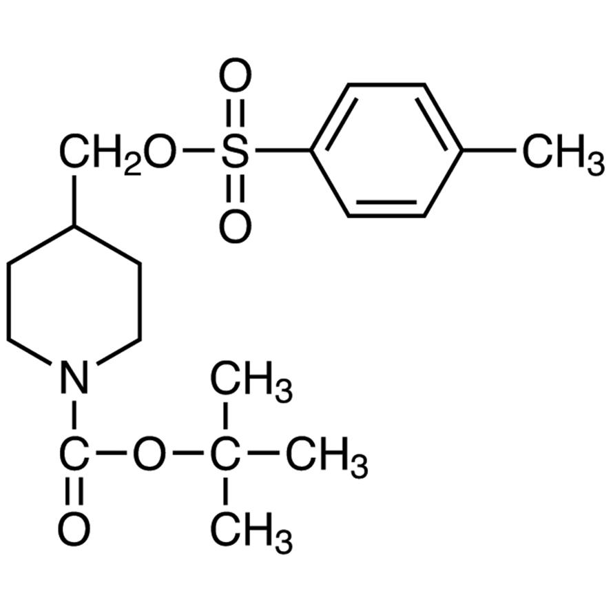 1-(tert-Butoxycarbonyl)-4-[(p-toluenesulfonyloxy)methyl]piperidine