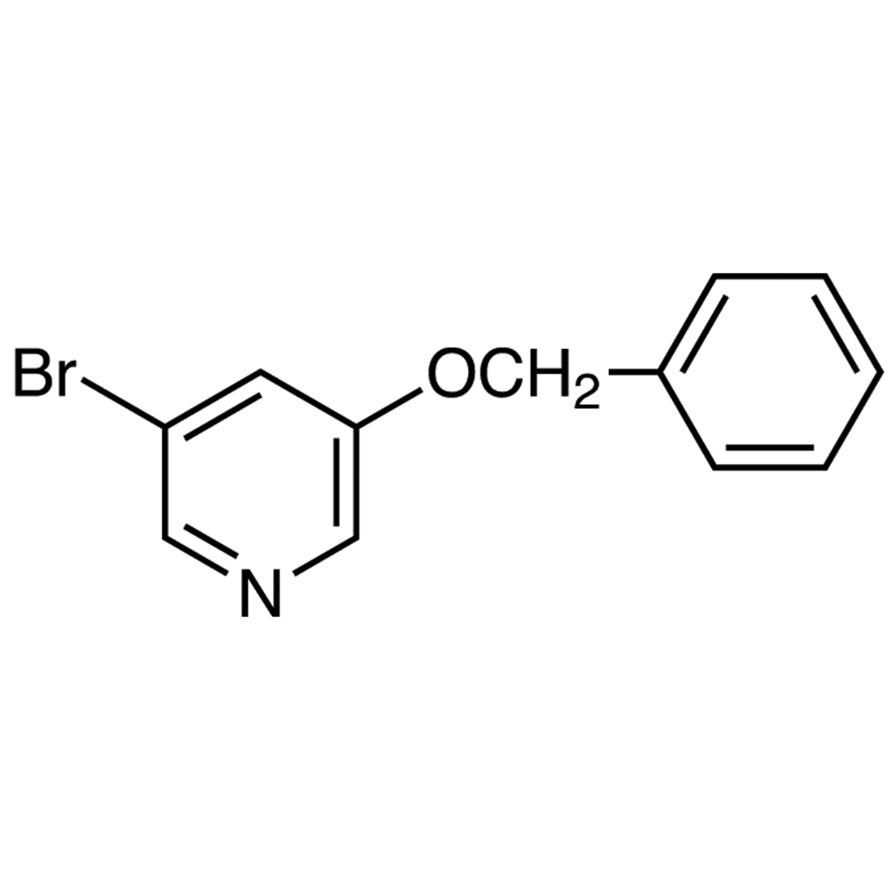 3-Benzyloxy-5-bromopyridine