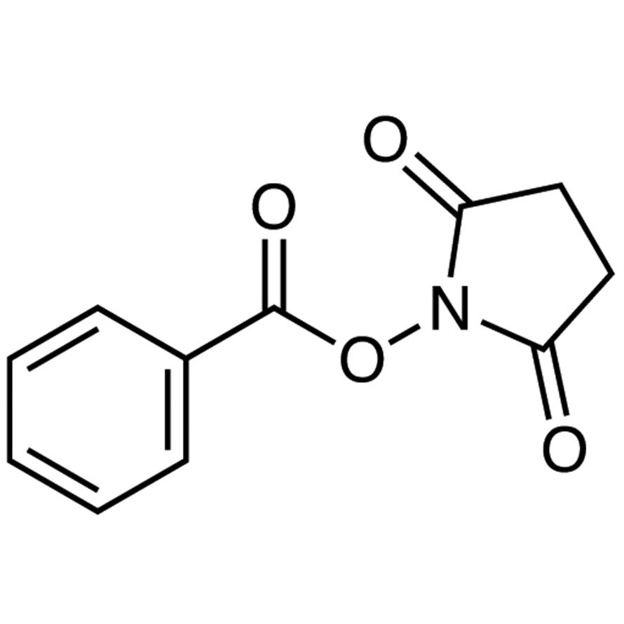 N-(Benzoyloxy)succinimide