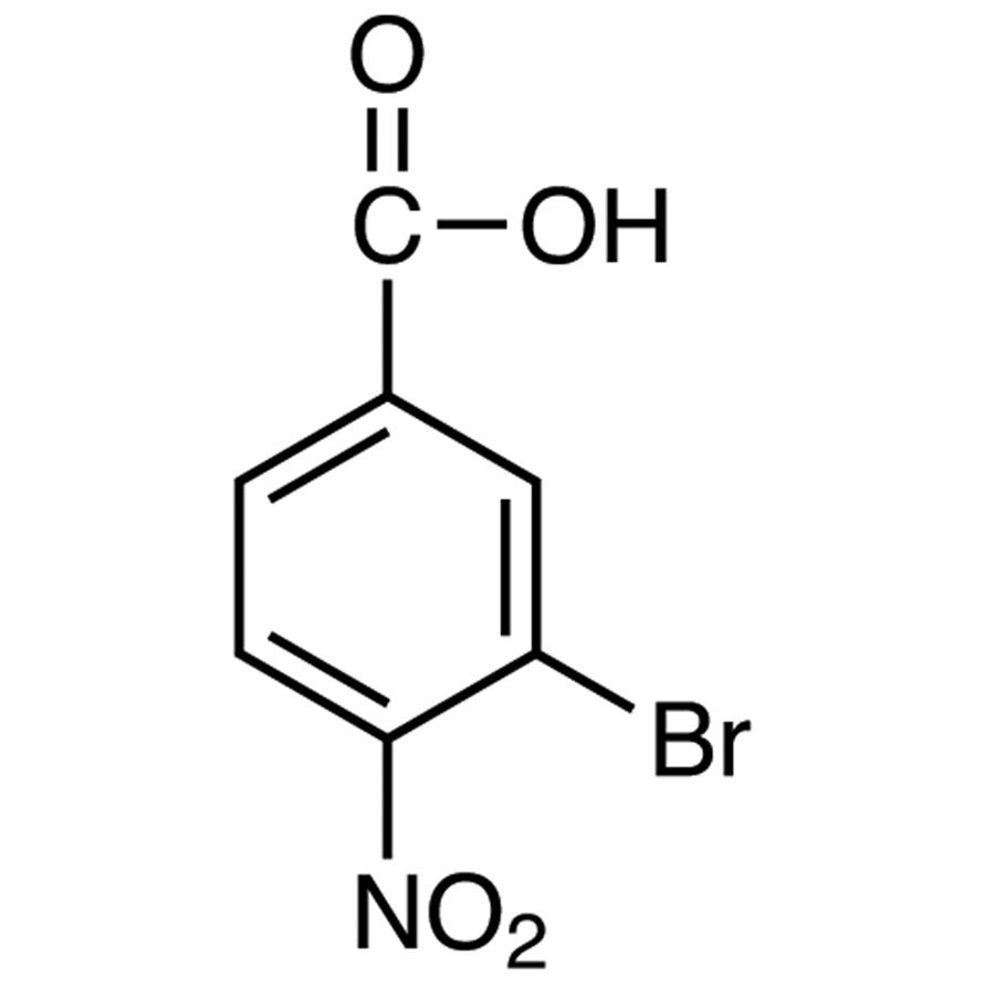 3-Bromo-4-nitrobenzoic Acid