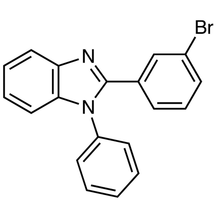 2-(3-Bromophenyl)-1-phenylbenzimidazole