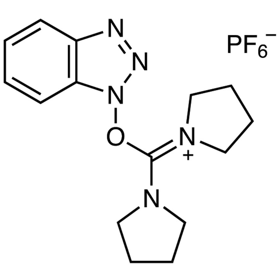 O-(Benzotriazol-1-yl)-N,N,N',N'-bis(tetramethylene)uronium Hexafluorophosphate