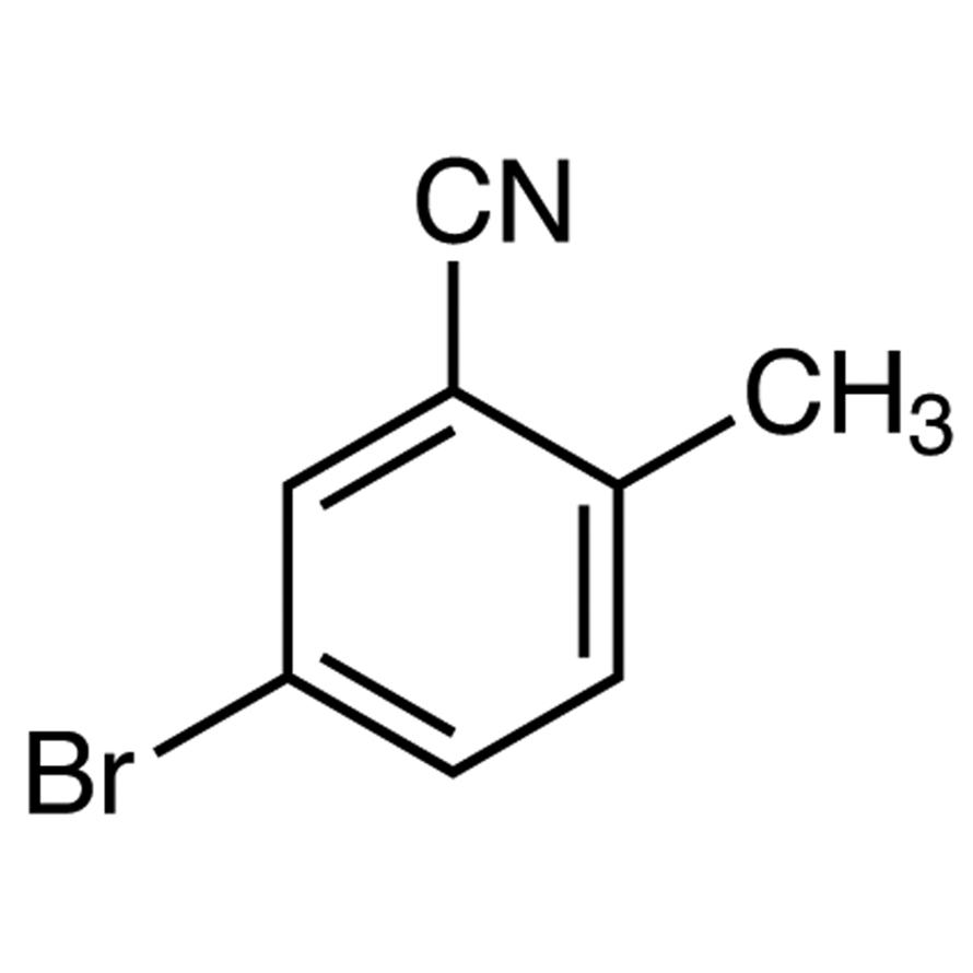 5-Bromo-2-methylbenzonitrile
