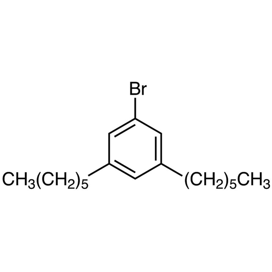 1-Bromo-3,5-dihexylbenzene