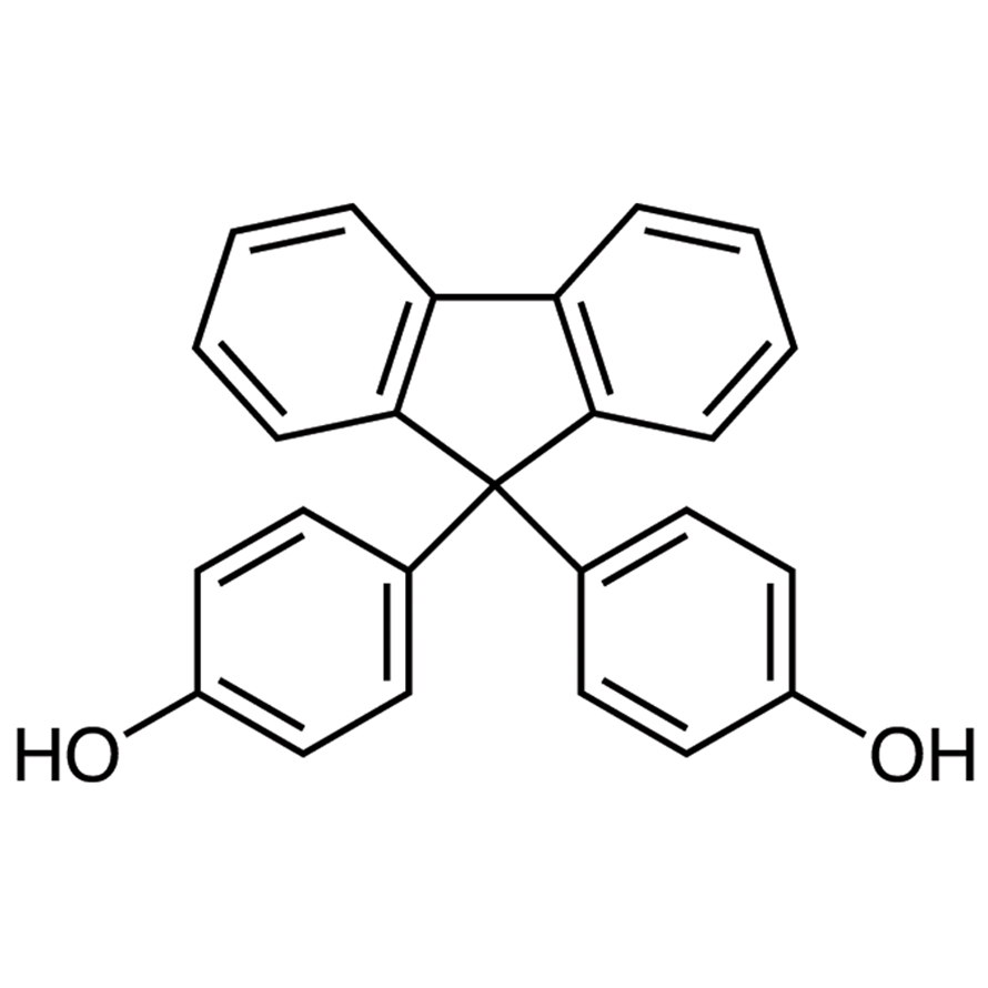 9,9-Bis(4-hydroxyphenyl)fluorene (purified by sublimation)