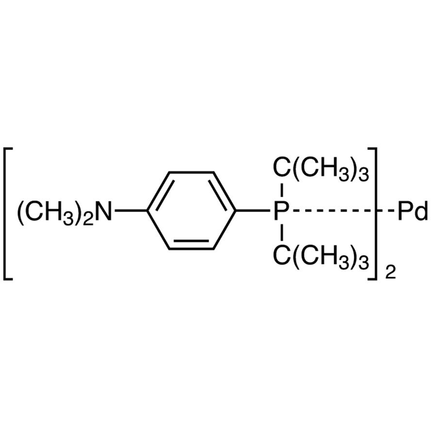 Bis[di-tert-butyl(4-dimethylaminophenyl)phosphine]palladium(0)